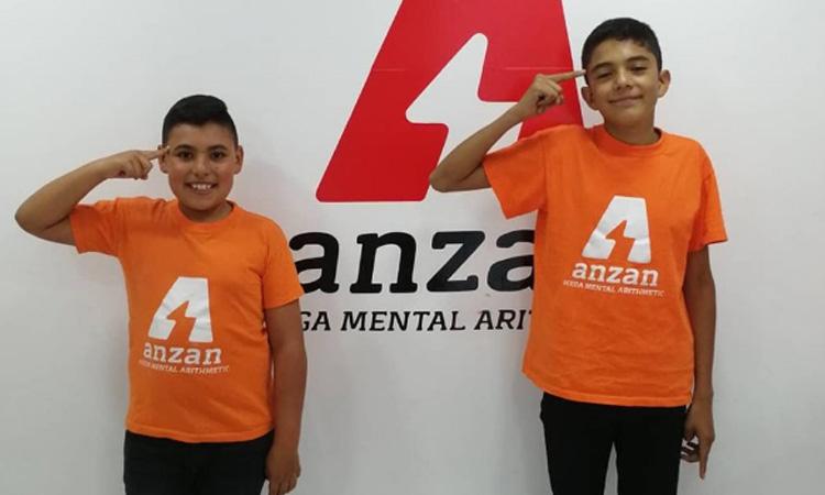 Niños genios suman 250 números en pocos segundos ¡Representaran a Colombia en el mundial de cálculo mental!