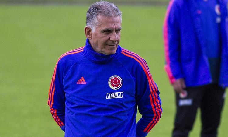 El récord de Carlos Queiroz que lo pone entre los mejores entrenadores en la historia de la Selección Colombia
