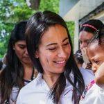 """La otra faceta de Mariana Pajón, """"Embajadora de la Reconciliación"""" en Colombia La Nota Positiva"""