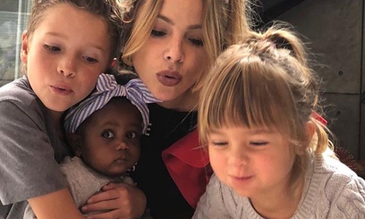 Johana Bahamón celebró el primer año de Evelyn ¡Un amor incondicional! La Nota Positiva