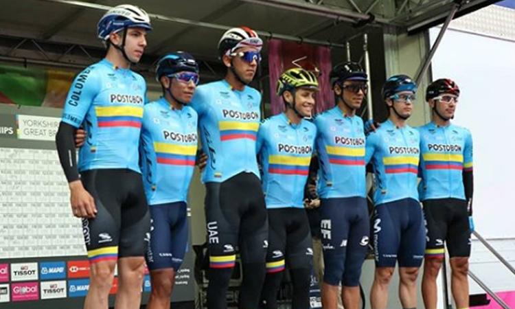 Bogotá, Cundinamarca y Boyacá abren la posibilidad de la creación de un equipo de ciclismo continental La Nota Positiva