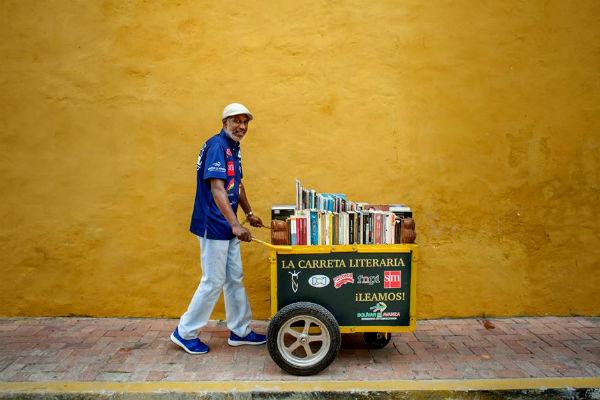 La carreta literaria