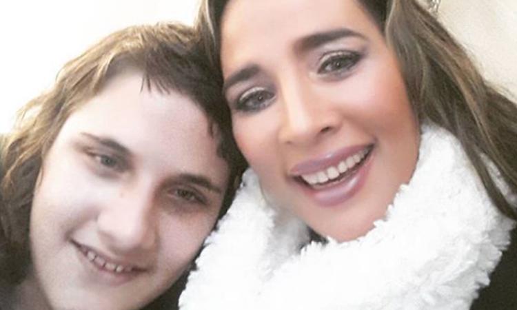 Luly Bossa inicia una campaña para ayudar a personas que sufren de distrofia muscular La Nota Positiva