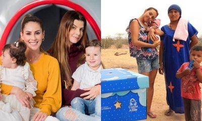 El emprendimiento que regala cunas para bebés vulnerables en Colombia ¡Carolina Cruz y Carolina Soto apoyan esta causa! La Nota Positiva