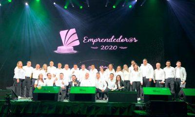 Emprendedores 2020, un espacio para reconocer las nuevas empresas del país La Nota Positiva