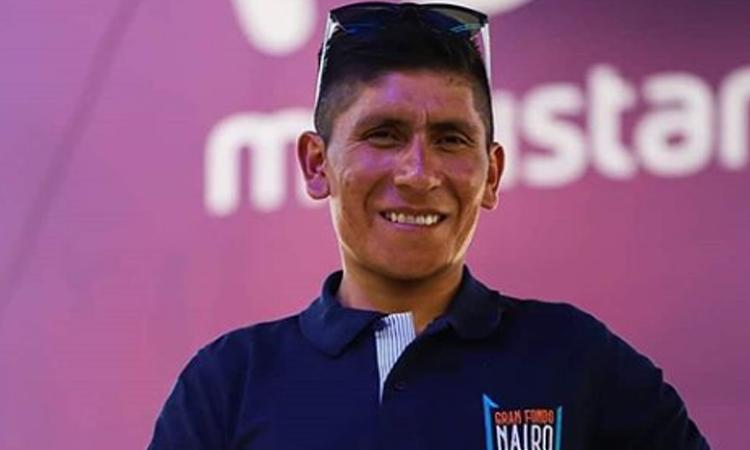 De montar bicicleta a manejar bus, así sorprendió Nairo Quintana a todos sus seguidores La Nota Positiva