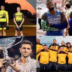 Las hazañas deportivas que obtuvo el país durante el 2019 ¡Uno de los mejores años en la historia! La Nota Positiva