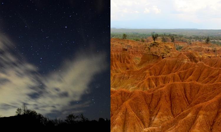El desierto de la Tatacoa está entre los mejores lugares del mundo para ver estrellas y fenómenos astronómicos La Nota Positiva