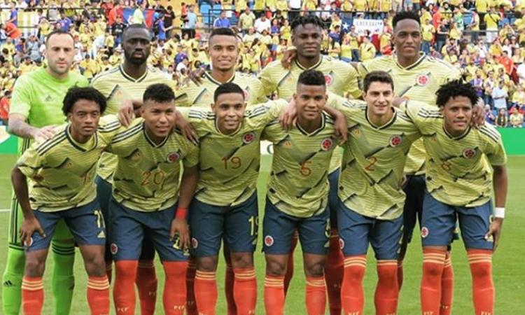 Las fechas en las que la Selección Colombia jugará todos sus partidos en 2020 La Nota Positiva
