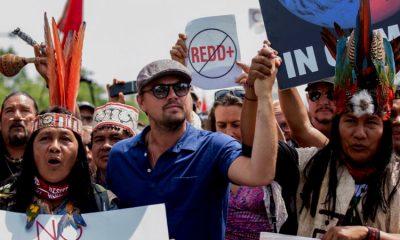 Leonardo DiCaprio seguirá su misión de aportar al medio ambiente en Colombia