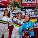 Mariana Pajón le da nuevamente una medalla a Colombia en el Mundial BMX