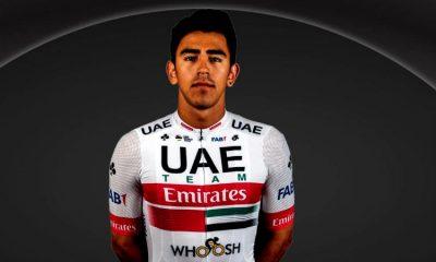 Juan Sebastián Molano gana la segunda etapa del Tour Colombia 2.1