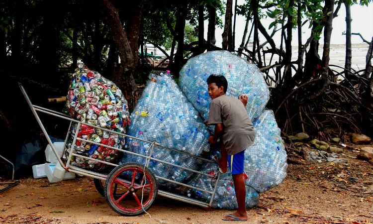 'Movimiento RE' impulsa el reciclaje y unió a tres ciudades colombianas