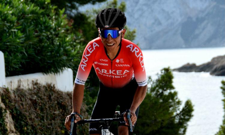 Nairo Quintana ha vuelto ha ganar y tiene felices a los colombianos