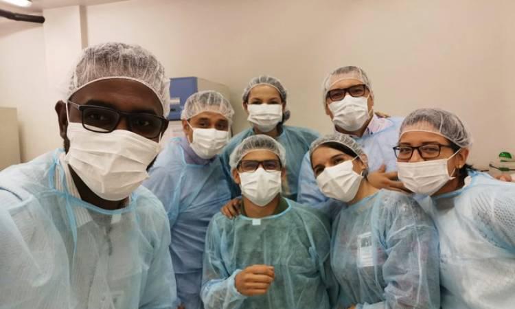 22 nuevos laboratorios para diagnosticar coronavirus, ¡más colombianos capacitados!