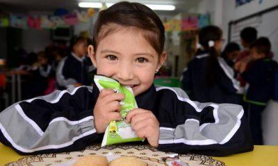 Conoce cómo puedes reclamar los refrigerios escolares del programa 'Aprende en Casa'