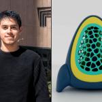 Colombiano crea dron transportador de insectos polinizadores