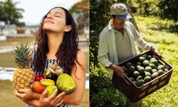 Natalia Reyes invita a participar en su estrategia para apoyar a campesinos colombianos