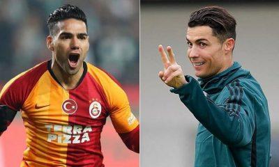 Radamel Falcao comparte récord con Cristiano pero dicen que 'El Tigre' lo supera