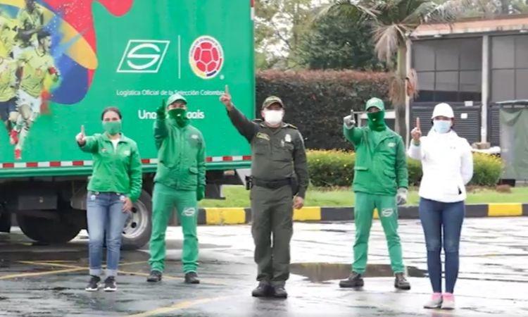 Los 'héroes anónimos' en Leticia reciben kits de prevención en medio del COVID-19