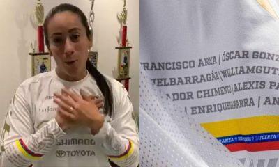 El noble homenaje de Mariana Pajón a los médicos que luchan contra el COVID-19