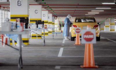 Presentan nueva forma para tomar prueba del COVID-19 gratis desde el carro en Bogotá
