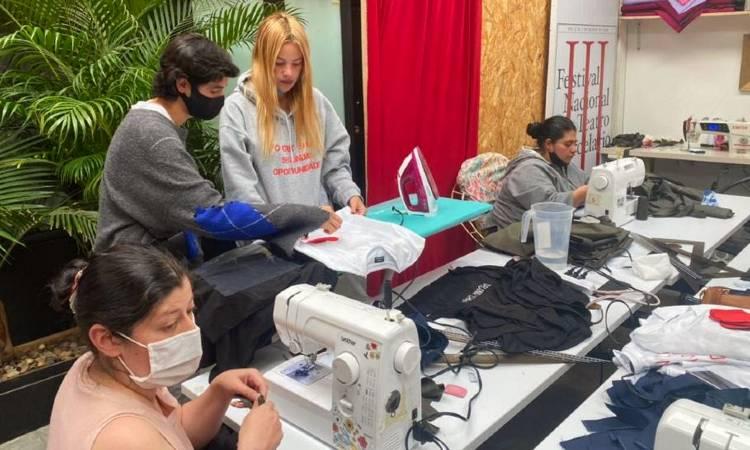 Acción Interna debuta en Colombiamoda con productos hechos por privados de la libertad