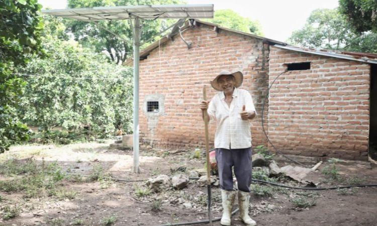 Familias en La Guajira, por primera vez tendrán energía eléctrica gracias a paneles solares