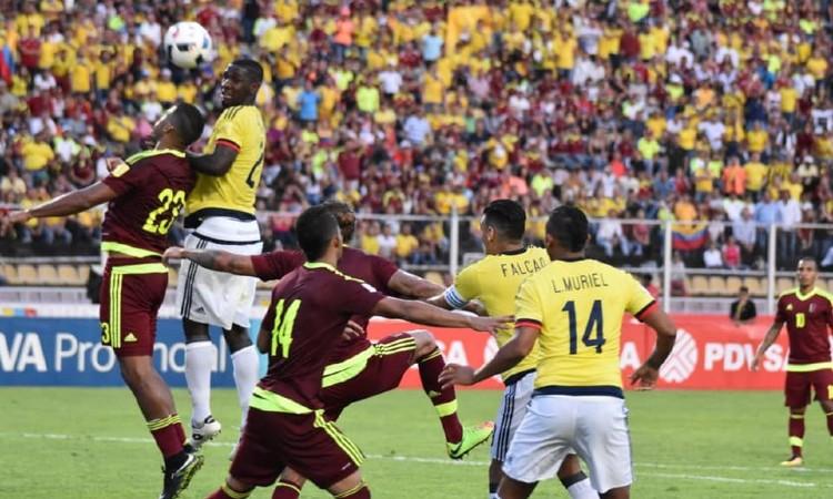 Horarios oficiales para ver el regreso de nuestra Selección Colombia en las Eliminatorias