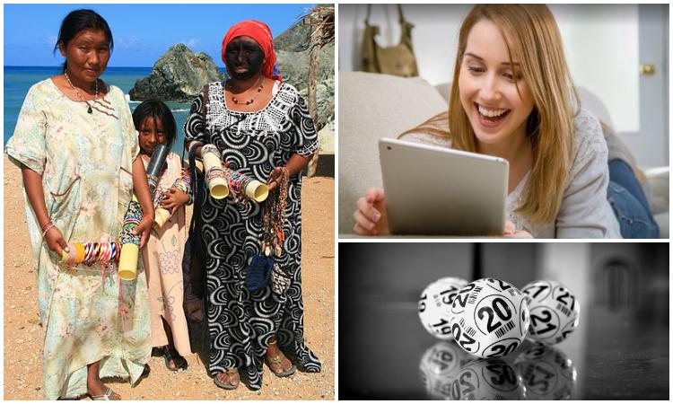 La familia Servientrega se suma al Bingo Social en pro de los indígenas en La Guajira