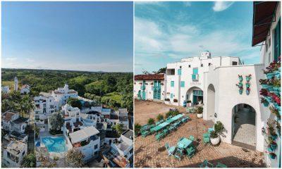 """Así es el """"Santorini colombiano"""", un pedazo de Europa en el país"""