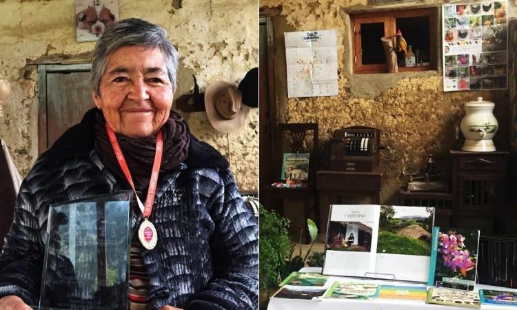 La campesina que creó el único museo autóctono campesino de Colombia