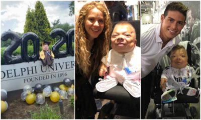 Christopher Álvarez, el colombiano que pese a su discapacidad se graduó como periodista