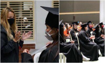 Privadas de la libertad se graduaron de diplomado gracias a la Fundación Acción Interna