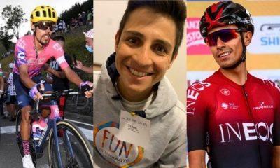 Colombia llega con 8 caras y mucho joven talento a la Vuelta a España 2020