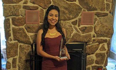 Colombiana recibe premio internacional de ingeniería por trabajo en comunidadesColombiana recibe premio internacional de ingeniería por trabajo en comunidades
