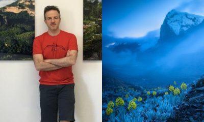 Colombiano ganó premio internacional de fotografía con una imagen del Nevado del Cocuy