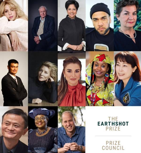 Premio Earthshots