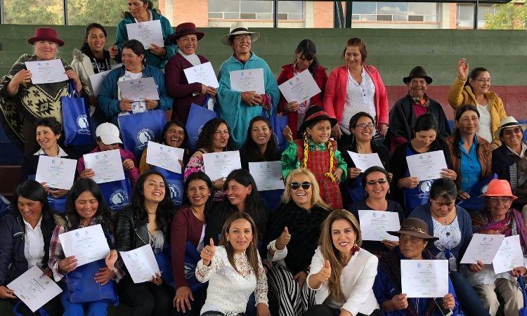 El ejemplo de las Mujeres de Éxito y un mensaje inspirador para la sociedad colombiana