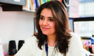 Ganadora en Mujeres de Éxito recibe mención de honor de Academia Nacional de Medicina