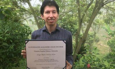 Profesor colombiano busca crear celulares 100 veces más eficientes y más baratos