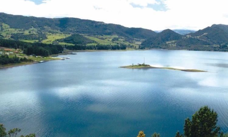 Restaurarán el Parque Forestal Embalse Neusa con más de 95 mil árboles