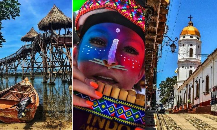 Los destinos colombianos que toman fuerza para viajar en el 2021