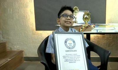 Solo tiene 6 años y es el programador de computadoras más joven del mundo