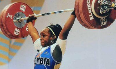 Colombia celebra una nueva medalla olímpica en medio de la pandemia