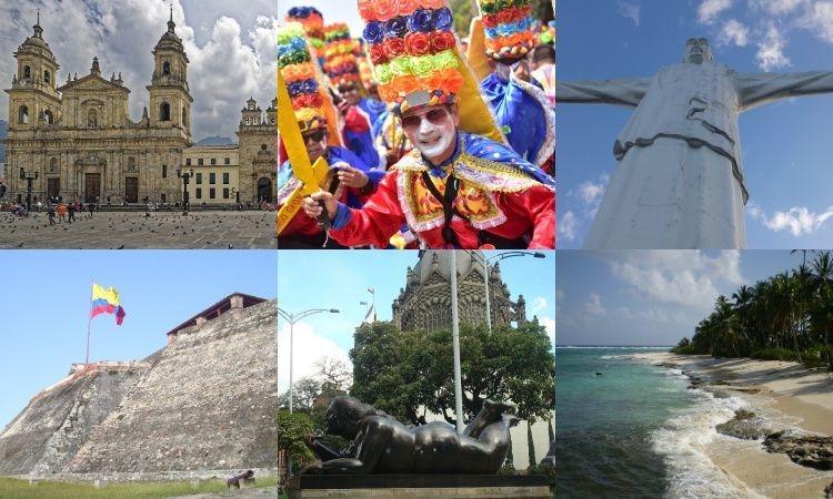Así son los destinos de Colombia en los que es líder de turismo en Suramérica