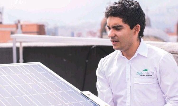 Emprendimiento colombiano impulsa uso de energía solar con inteligencia artificial