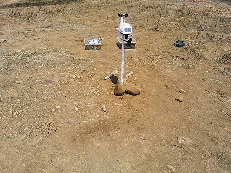 """Una """"caja mágica"""" está captando agua potable para los habitantes de La Guajira"""