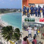 Solidaridad con Providencia y San Andrés, empiezan a llegar ayudas