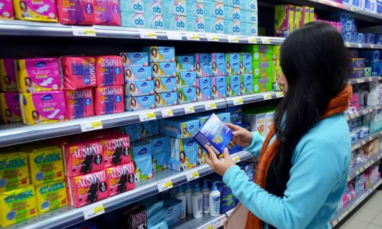 Buscarán que Colombia sea el segundo país con tampones y tollas higiénicas gratuitas